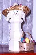 Bunny Lady Chairleg Photo 1