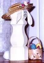 Bunny Lady Chairleg Photo 2
