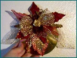 Single CD Wreath