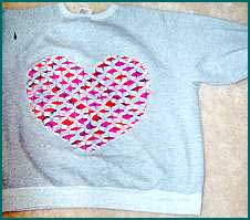 Heart Sweatshirt